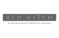 Red Witch guitar effect pedals for music retail outlets UK