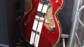 Duesenberg Mike Campbell II and Starplayer TV guitars from 440 Distribution.