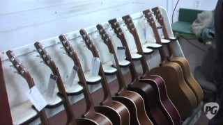 Godin acoustic guitars from UK distributor 440 Distribution.