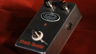 Rothwell Atomic booster pedal from guitar specialist 440 Distribution.