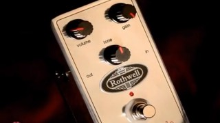 Rothwell Switchblade distortion pedals from 440 Distribution.