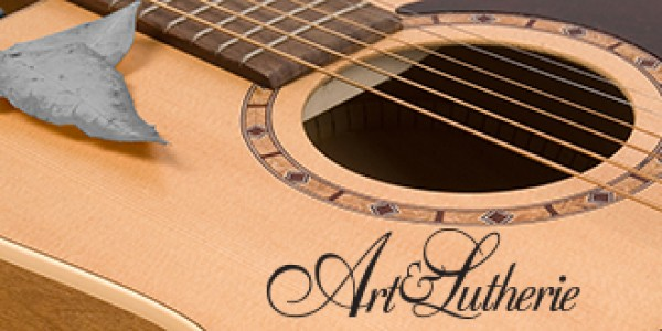 Art & Lutherie acoustic guitars available from leading distributor 440 Distribution.